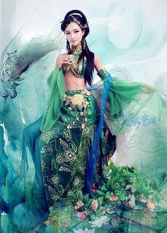 Wu Xia cosplay