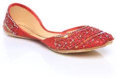 Women Indian Slippers (khussa)  £ 14.99