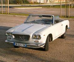 Lancia Flavia 1.8 Convertibile Vignale 1964.