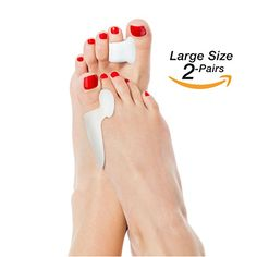 Find best price for Past Limits Bunion Pad Toe Separators and Spacers Set Large) Bunion Pads, Sport Diet, Body Care, Skincare, Nutrition, Toe, Wellness, Pairs, Free Shipping