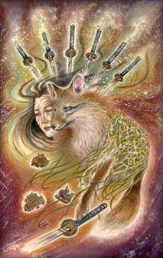 Fox Spirit by Lisa Hunt