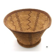 Africa | Basket from the Himba people of Angola | 20th century
