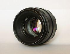 Soviet made Helios-44 58mm f/2.0 lens