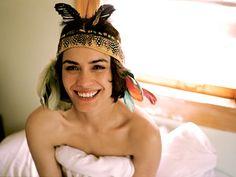 my badass hippie dj chicy, Shannon Sossamon