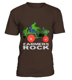 Farmers Rock T Shirt  #gift #idea #shirt #image #funny #job #new #best #top #hot #engineer