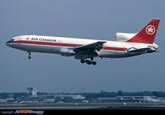 Air Canada Lockheed L-1011 Tristar 100