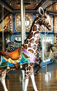 Carousel at Lakeside Mall, Sterling Heights, MI Lakeside Mall, Carosel Horse, Sterling Heights, Painted Pony, Merry Go Round, Nostalgia, Amusement Park, Fantasy, Illustration