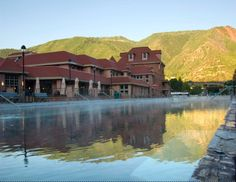 Glenwood Hotsprings, Colorado