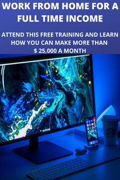 Online Income, Online Earning, Make Money Online, 8 Hours, Free Training, Work From Home Jobs, Big Picture, Passive Income, Master Class