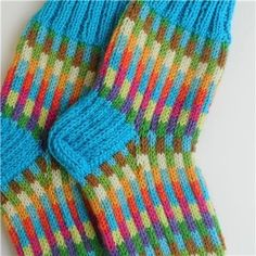 pystyraitasukkaa pukkaa - one kind of stripe socks Striped Socks