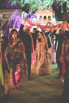 Jaipur weddings   Karan & Vijayeeta wedding story   Wed Me Good