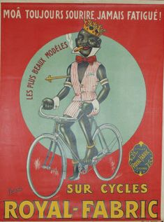 Advertising 1900 D Tribune Bicycle American Bicycle Co Cyclist Chasing Train Print Ad 1900-09