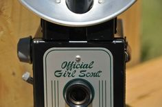 Vintage Imperial Official Girl Scout Camera  WORKING. $60.00, via Etsy.