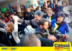 Inauguração do Comitê do candidato a prefeito Marchezan - Sou candidato a vereador em Porto Alegre e meu candidato a prefeito é #Marchezan45! Política é coisa séria, para gente séria! #VoteCassiáCarpes11077 #CassiáCarpes #PortoAlegre