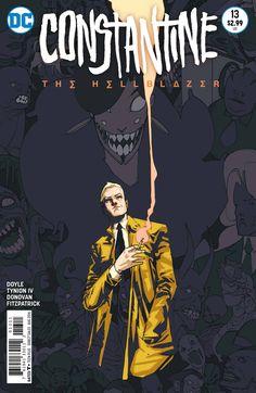 Constantine: The Hellblazer (2015) Issue #13