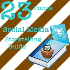 Using social media for your consignment or resale shop is so important, says Too Good to be Threw TGtbT.com Learn to do it WELL. This 23 Point Social Media Storytelling Guide is well-worth your time
