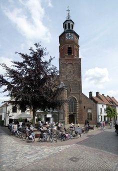 De Sint Lambertuskerk 2014. Foto: Fotopersburo William Hoogteyling, Buren