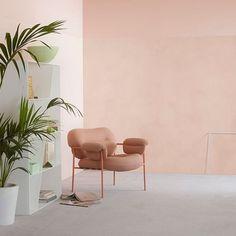 Lady Minerals Deco Pink 2782 - den flotte farve i Minerals Kalkmaling!