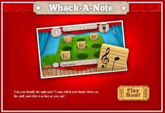 Online Music Game    @Lindsey McCarty, thought you might like this.