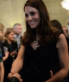 Catherine, Duchess of Cambridge, March 17, 2017