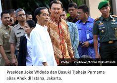 AHMAD BAHARUN NUR: Jokowi Janji Berhentikan Ahok