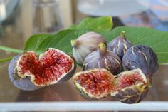 Greek figs are simply mouth-watering...
