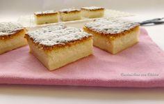 Torta magica  CuciniAmo con Chicca