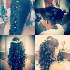 Penteados lindos que faço aqui no Instituto de beleza Antonia Fernandes!  #meustrabalhos #penteados #euquefiz