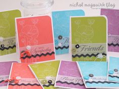 Cute card set, with video.