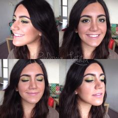 Unpublished work done by me for a pretty Turkish girl. With the green touch on the lid, she looked even more fresh than ever. Thankyou sweetie for trusting me did ur makeup. Xoxo #calenialetitia ✨  #makeup #makeupart #makeupartist #makeupinspiration #mua #makeupwork #ilovemakeup #myjob #mywork #eyemakeup #eyes #makeupjunkie #makeupworld