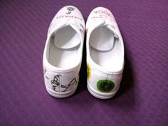 Yogis shoes