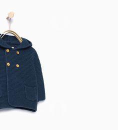Jacke aus Strick