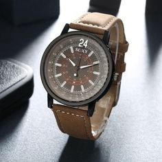 Buy Mens Business Quarts Watch. for R180.00