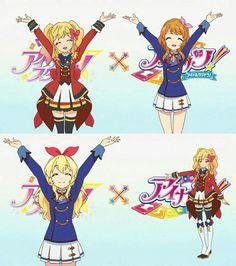 Aikatsu! X Aikatsu Stars!