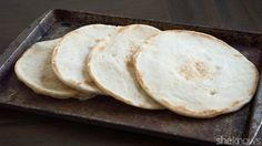 Stovetop coconut flour flatbreads prove gluten-free cooking doesn't have to be difficult