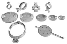 Modern #Investment #Casting Process for metal casting parts