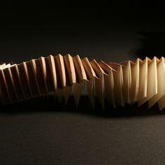 Concertina Book - Sarah Mitchell.