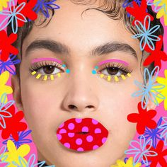 Sephora Mother's Day 2017 – Andreea Robescu Illustrations, Photo Illustration, Photography Illustration, Picsart, Appropriation Art, Creative Fashion Photography, Posca Art, New Artists, Graphic Design Inspiration