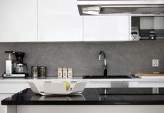 Helleranta: Betonia keittiöön