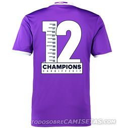 MODA: Real Madrid Champions 2017 collection - Todo Sobre Camisetas