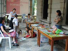 """As atrações do """"Domingo em família"""", na Casa das Rosas, acontecem em todos os domingos entre 25 de agosto e 29 de setembro."""