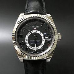 Rolex Sky-Dweller 326139 White Gold (2014) WA : 628121067189 : 021-7209021 http://ift.tt/2vPcVvX