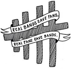 Real bands