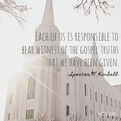 It's OUR responsibility. #missionary #latterdays