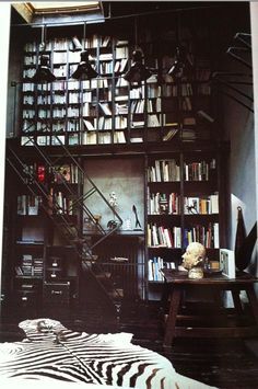 i want my own library
