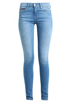 Tommy Jeans MID RISE SKINNY NORA - Jeans Skinny Fit - santa cruz stretch - Zalando.co.uk