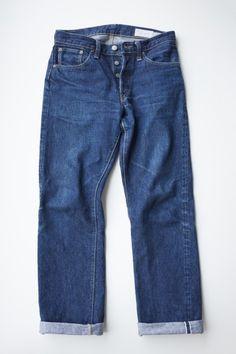 Orslow x Fennica Blue Jeans
