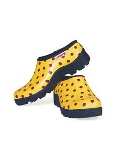 I want these!---Ladybug Shoes