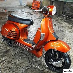 Image result for vespa px200 racing