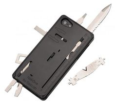 Swiss Army Knife iPhone Case, $100   28 Practical Yet Clever Gifts That Are Anything But Lame